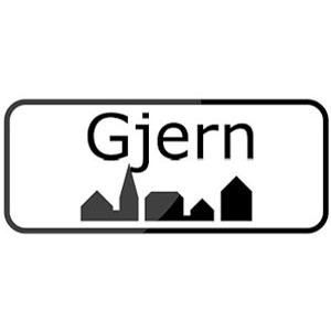 8883 - Gjern, Klyngesamling @ Karina Skindhøj | Gjern | Danmark