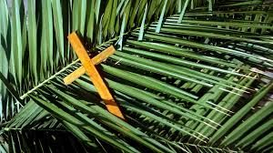 Online gudstjeneste - Palmesøndag