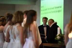 Konfirmationsgudstjeneste @ Silkeborg Oasekirke | Silkeborg | Danmark
