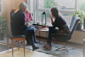 Samling for fællesskabsområdet - smågrupper