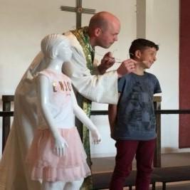 Familiegudstjeneste  med dåb @ Silkeborg Oasekirke | Silkeborg | Danmark