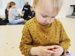 FAMILIE picnic (Børnefamiliegudstjeneste)  Husk tilmelding og tæppe @ Børnekirken